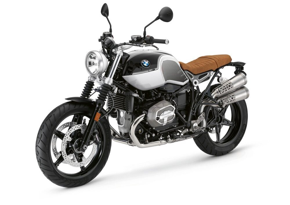 Bmw R nine T 1200 Scrambler (2016 - 19) (2)