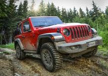 Jeep Wrangler 2018 | Migliorata in tutto, soprattutto su strada