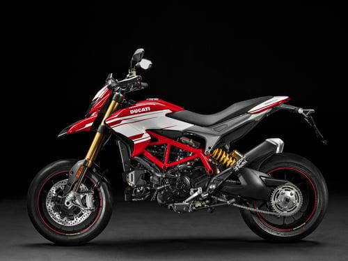 Livrea ispirata alla MotoGP per la Hypermotard SP