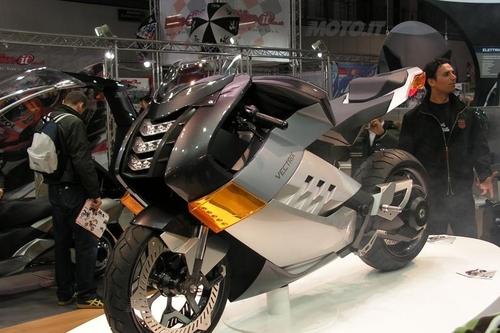 La Vectrix Superbike