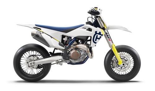 Husqvarna Motorcycles ha presentato la nuova FS 450 Supermoto MY 2019 (3)