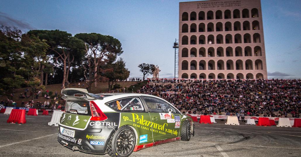 """Rally di Roma Capitale: una gara """"mare-monti"""""""