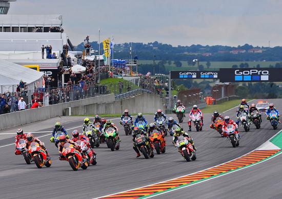 Orari TV MotoGP. Il GP di Germania 2018 al Sachsenring