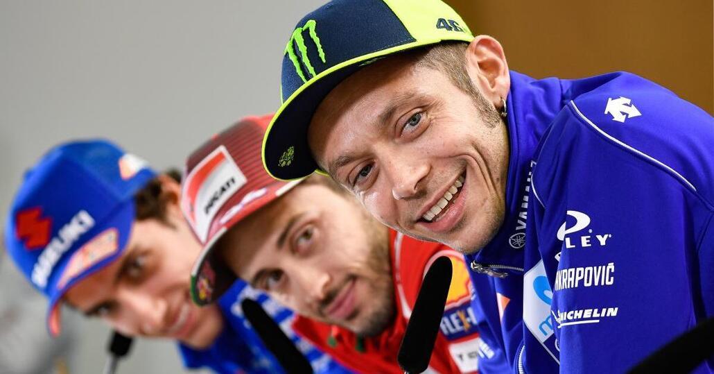 MotoGP 2018. Rossi: Pedrosa? Il più forte senza aver vinto il Mondiale