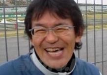 Ueda san promuove la Moto2