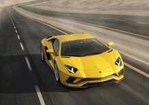 Sul GRA a 311 km/h su una Lamborghini Aventador: fermato un pilota