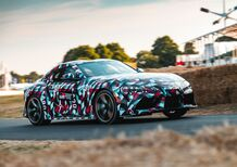 Toyota Supra: ecco il sound [Video]