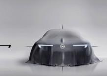 Opel, dopo l'estate il nuovo concept brand