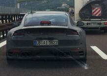 Porsche 911 992, vista da vicino