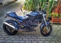 Ducati Monster 750 Dark (1999 - 02) usata