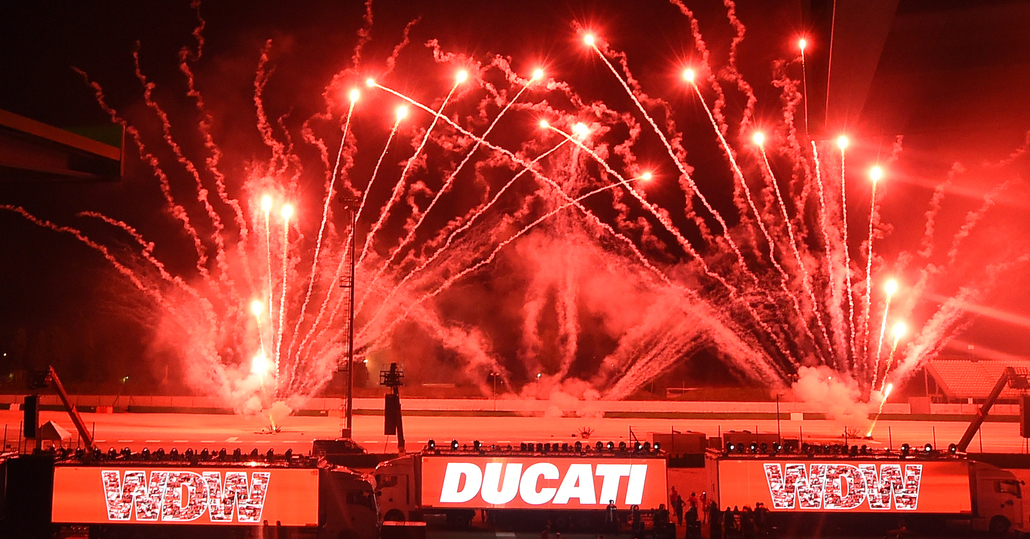 World Ducati Week 2016 con Casey Stoner