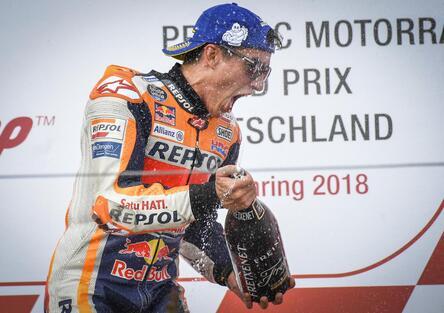 MotoGP 2018. Marquez: Ho un buon vantaggio, ma non penso al titolo