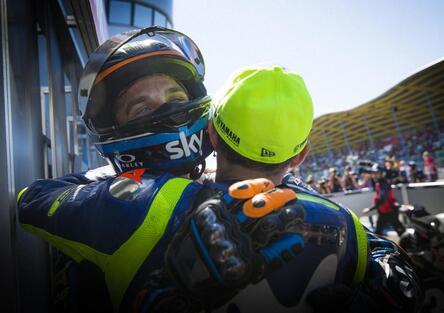 Valentino Rossi e Luca Marini: i due fratelli che aspettiamo in MotoGP