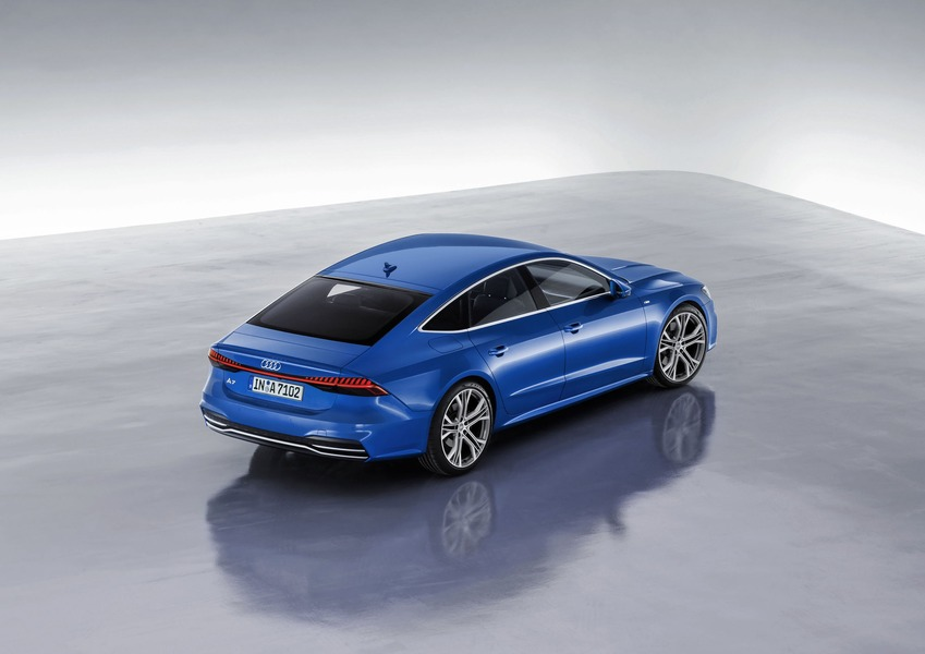 Audi A7 Sportback (2018->>) (2)