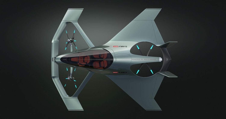 Aston Martin Volante Vision Concept: volante... per davvero