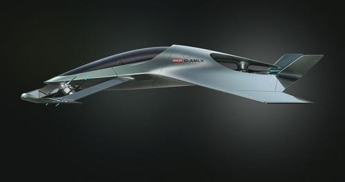 Aston Martin Volante Vision Concept: volante... per davvero (4)