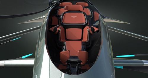Aston Martin Volante Vision Concept: volante... per davvero (9)
