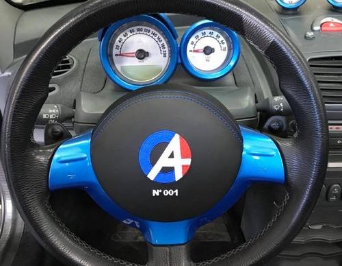Smarlinette: un po' Alpine A110, un po' Smart Roadster (4)