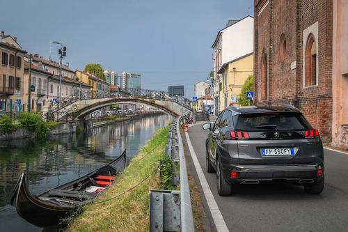 Novità Peugeot 3008, Cambio EAT8 sulle motorizzazioni Euro6.2 (6)