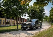 Novità Peugeot 3008, Cambio EAT8 sulle motorizzazioni Euro6.2