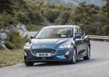 Test Euro NCAP, cinque stelle a Ford Focus, Volvo XC40 e BMW X4