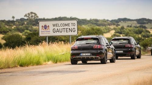 Porsche Macan restyling, in Sudafrica per gli ultimi ritocchi (3)