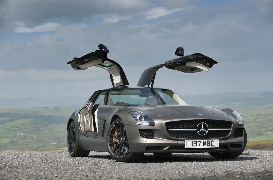 Mercedes-Benz AMG GT (2)