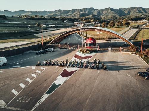 Potenza della Regolarità: Motogiro D'Italia e QC'18 Sardegna (5)