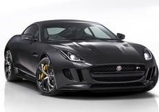 Jaguar F-Type Coupé (2014->>)
