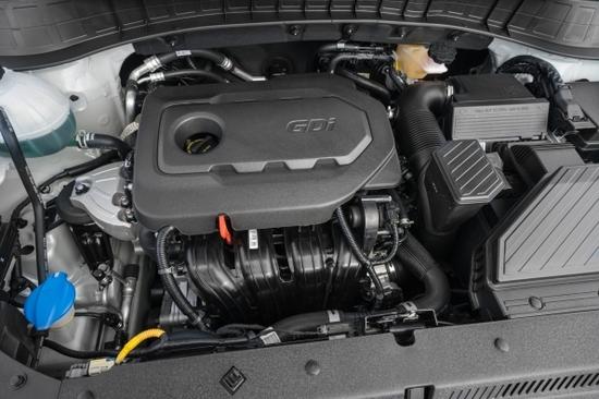 Il 1.6 benzina Euro6d del nuovo Tucson