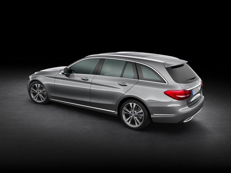 Mercedes benz classe c station wagon catalogo e listino for Mercedes benz station wagon 2018