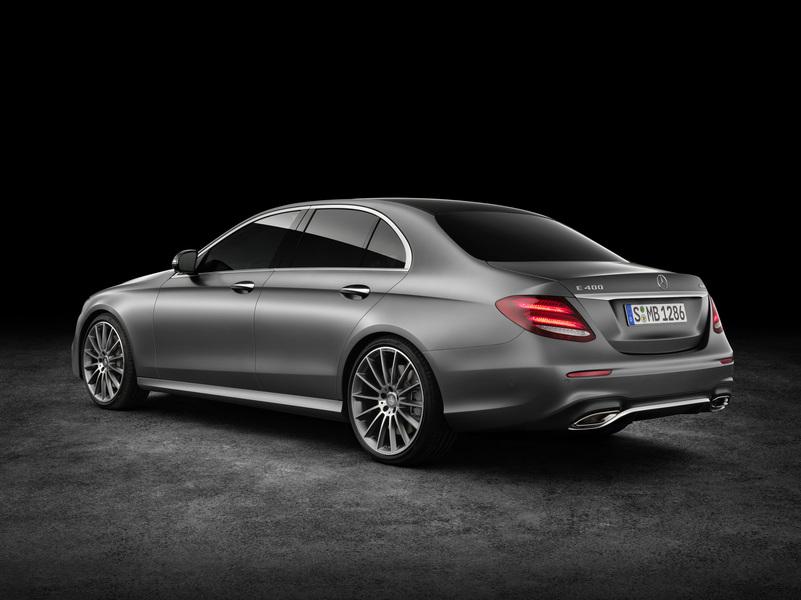 Mercedes-Benz Classe E (4)