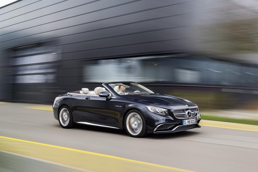 listino mercedes-benz classe s cabrio (2015->>) usate - automoto.it