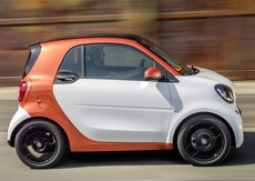 smart fortwo (2014->>)