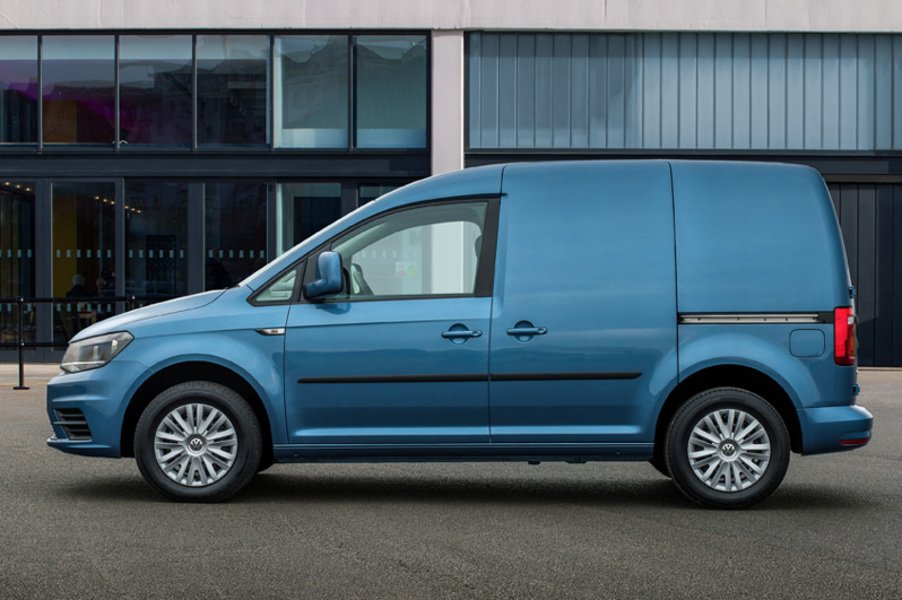 Volkswagen Caddy 1.4 TGI Edition 35 (2)