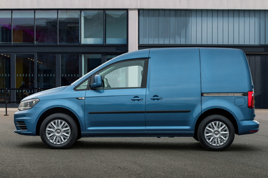 Volkswagen Caddy 2.0 TDI 102 CV Edition 35 (2)