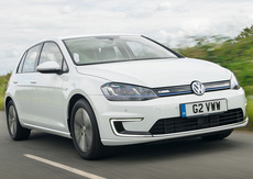 Volkswagen e-Golf (2014->>)
