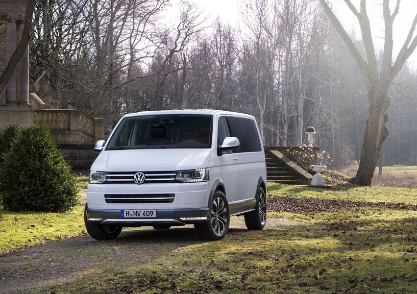 Volkswagen Multivan 2.0 TDI 150CV 4Motion Tech