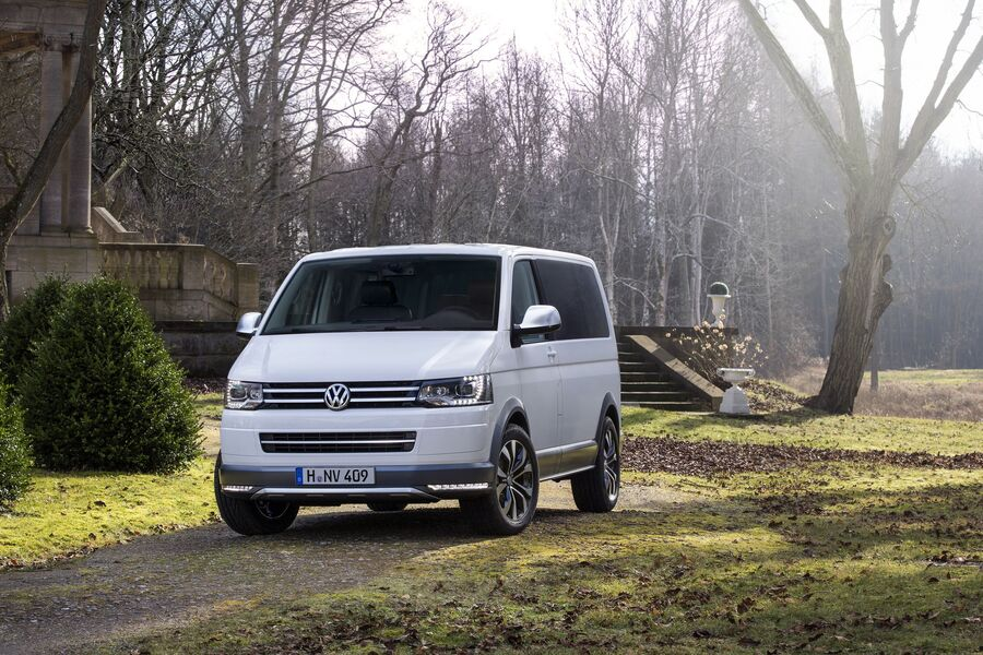 Volkswagen Multivan 2.0 TDI 150CV DSG 4Motion Space