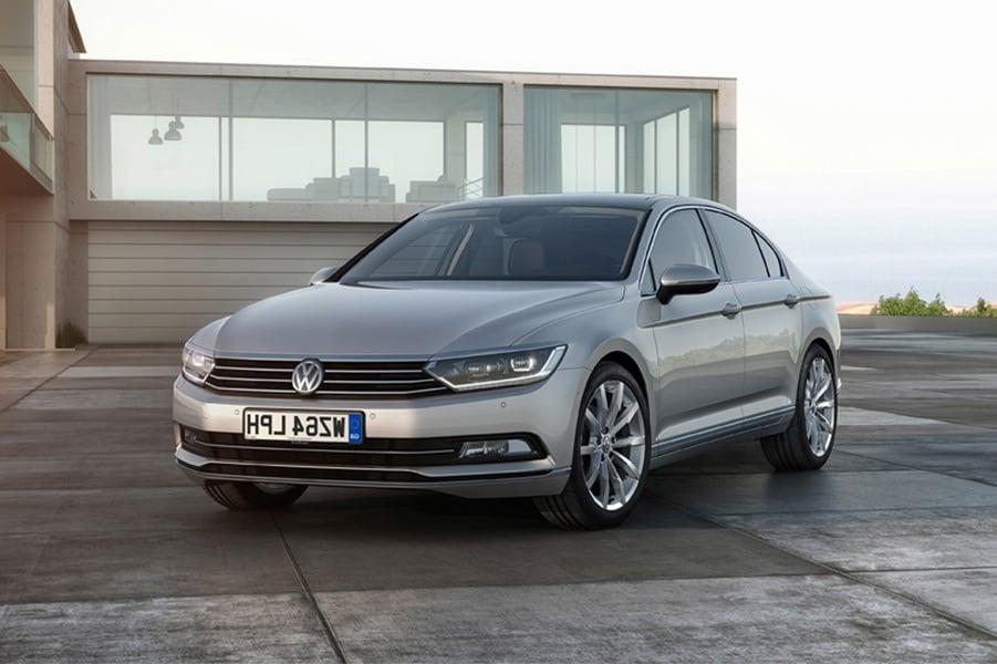 Volkswagen Passat (4)