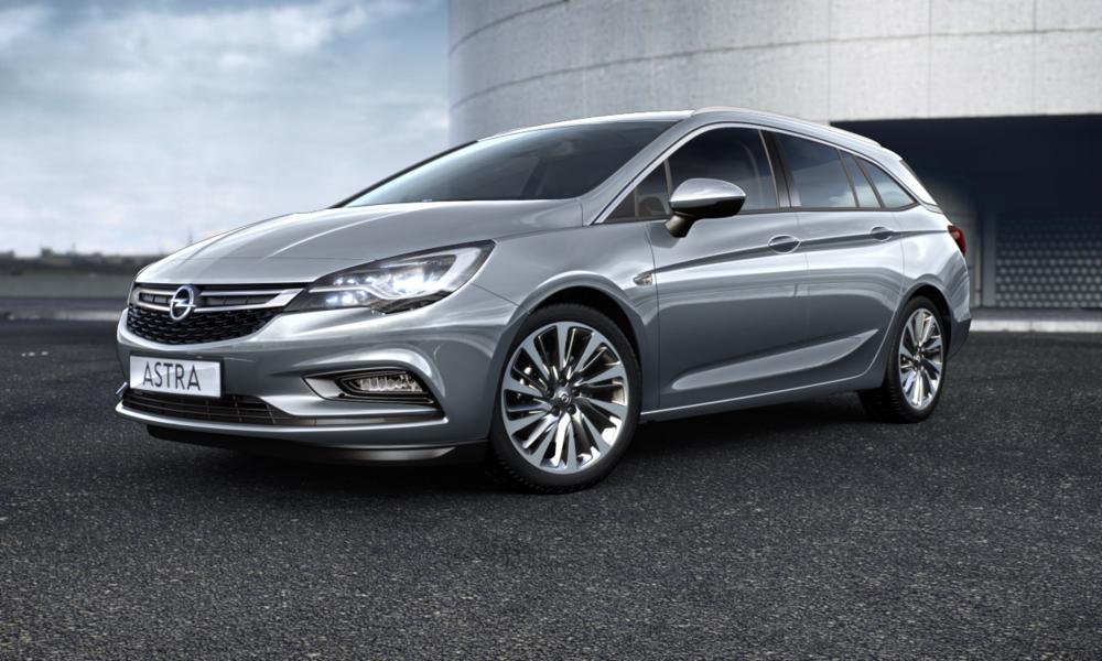 Listino Opel Astra Station Wagon (2015->>) usate - Automoto.it