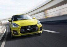 Suzuki Swift Sport: quando si aggiunge leggerezza (Video)
