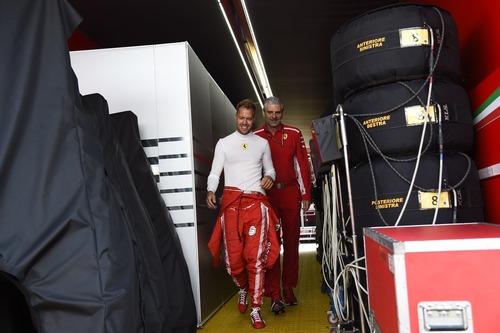 F1, GP Germania 2018, FP3: Leclerc al top sotto la pioggia (9)