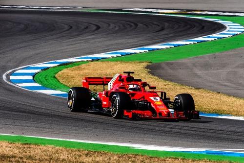 F1, GP Germania 2018: Ferrari sconfitta suo malgrado