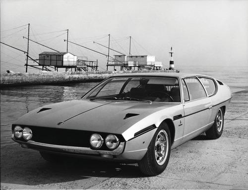 Lamborghini Espada, 50 anni fa nasceva la prima 4 posti del Toro (9)