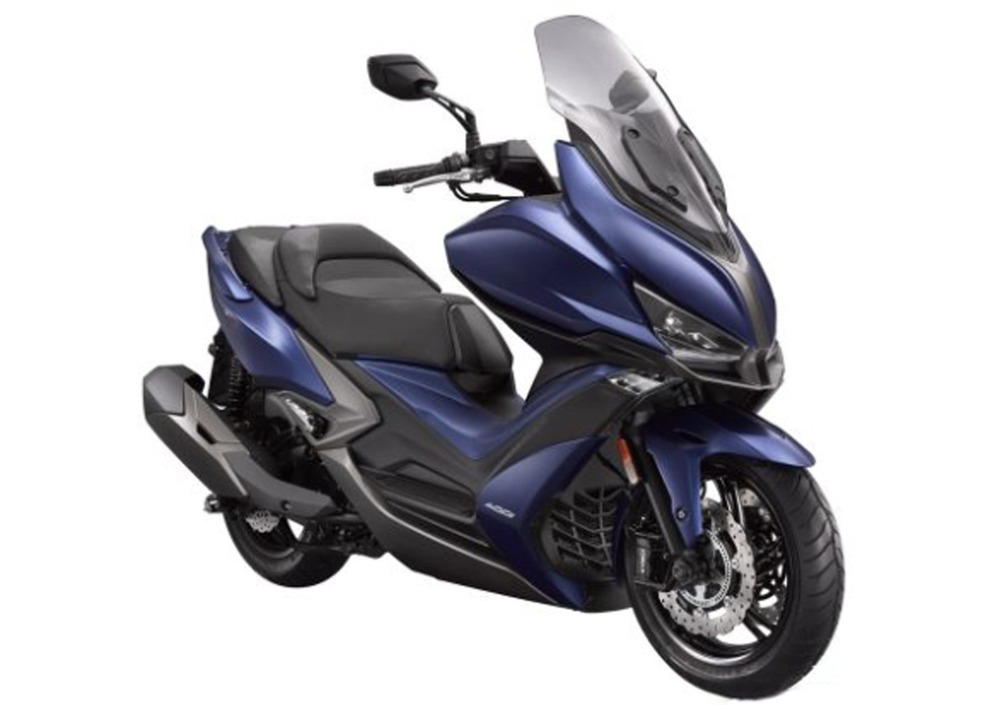 Kymco Xciting 400i S ABS (2018 - 20)