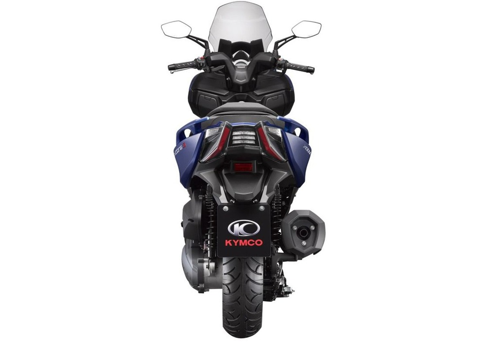 Kymco Xciting 400i S ABS (2018 - 20) (4)