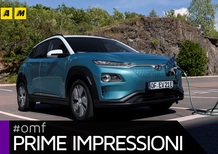 Hyundai Kona Electric: benvenuta [video primo test]