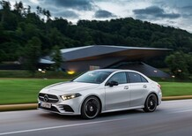 Mercedes, arriva la Classe A Sedan [Video]