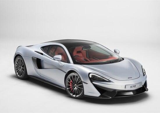 La McLaren 570GT
